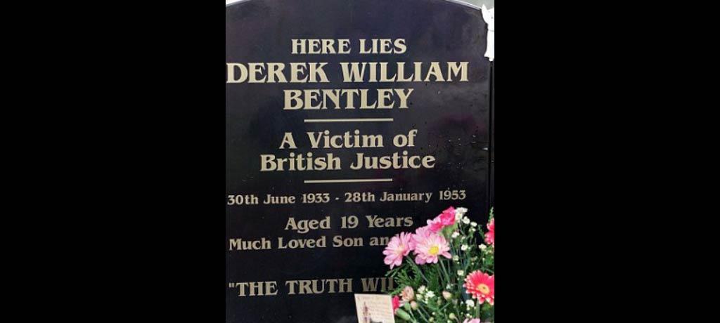 Derek Bentley