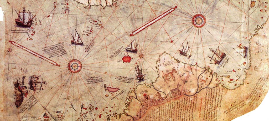The Piri Reis Map