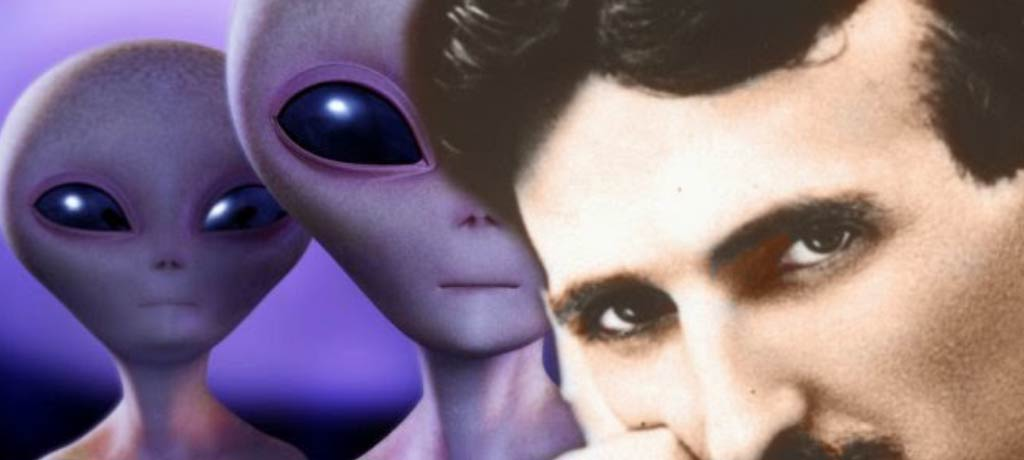 Tesla's Extraterrestrial Connection