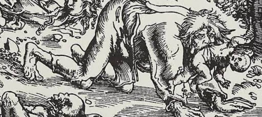 Image result for werewolf 15th century