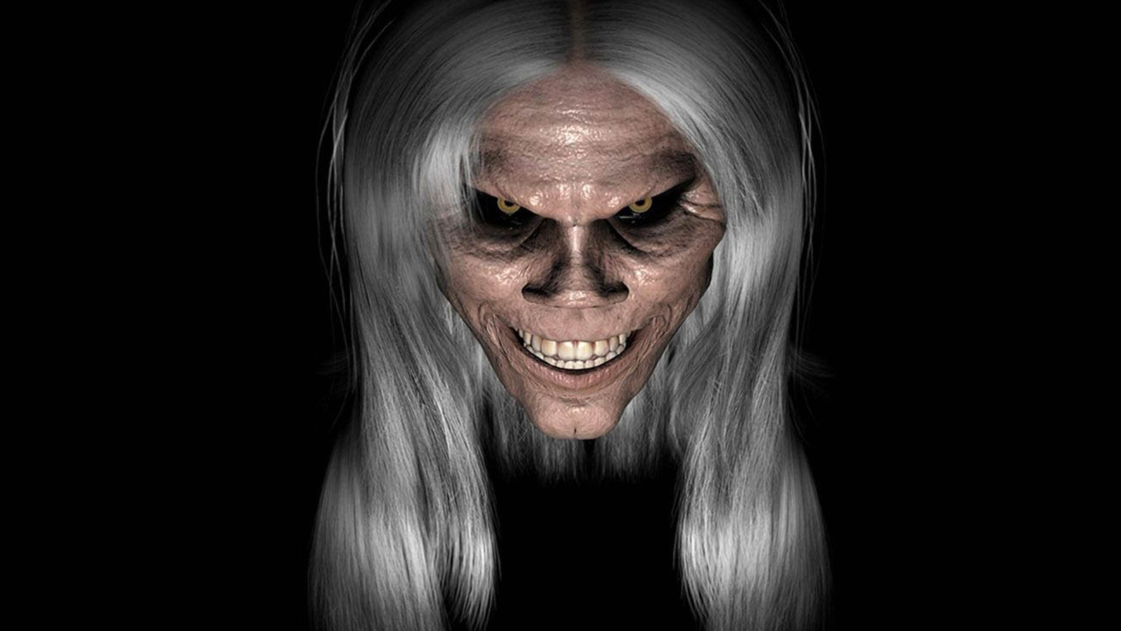 creepy old lady ghost – top5s
