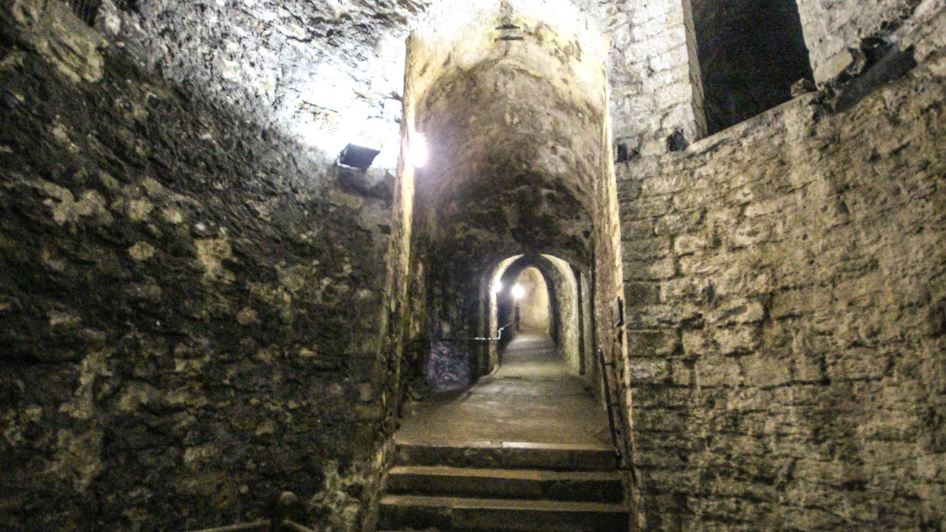 Did i witness a ghost in the dover castle tunnel top5s did i witness a ghost in the dover castle tunnel sciox Image collections
